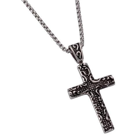 J.Jayz lange ketting Kruis, 139-792