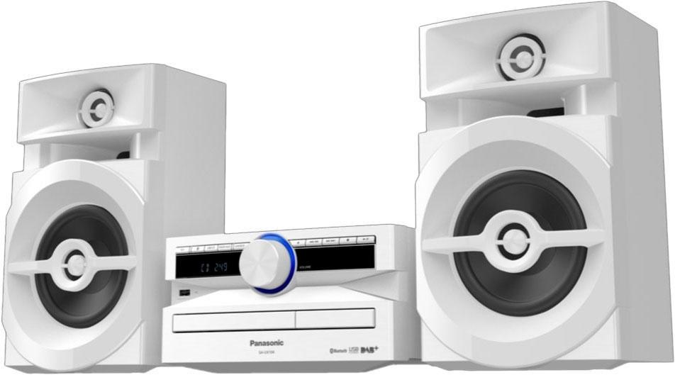 Panasonic »SC-UX104« micro-hifiset (bluetooth, digitale radio (DAB+), 300 W) goedkoop op otto.nl kopen