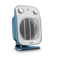 de'longhi ventilatorkachel hfs50b20.av, 2000 w blauw