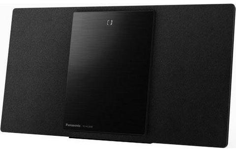 Panasonic SC-HC204 home audio set Home audio-minisysteem Zwart 20 W
