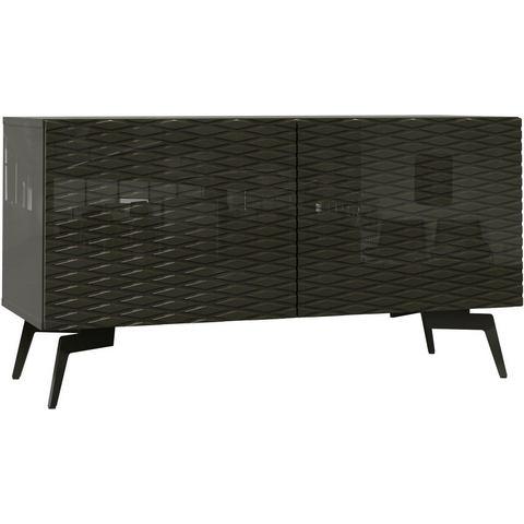 bruno banani tv-meubel Design 4, met hoogglanzende 3D-fronten, in 2 breedten