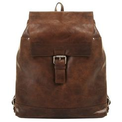 harold's laptoprugzak »saddle« bruin