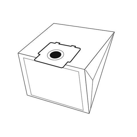 Set:stofzuigerzakken,motor-en microfilters(17dlg.)