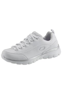 skechers sneakers »synergy 3.0« wit