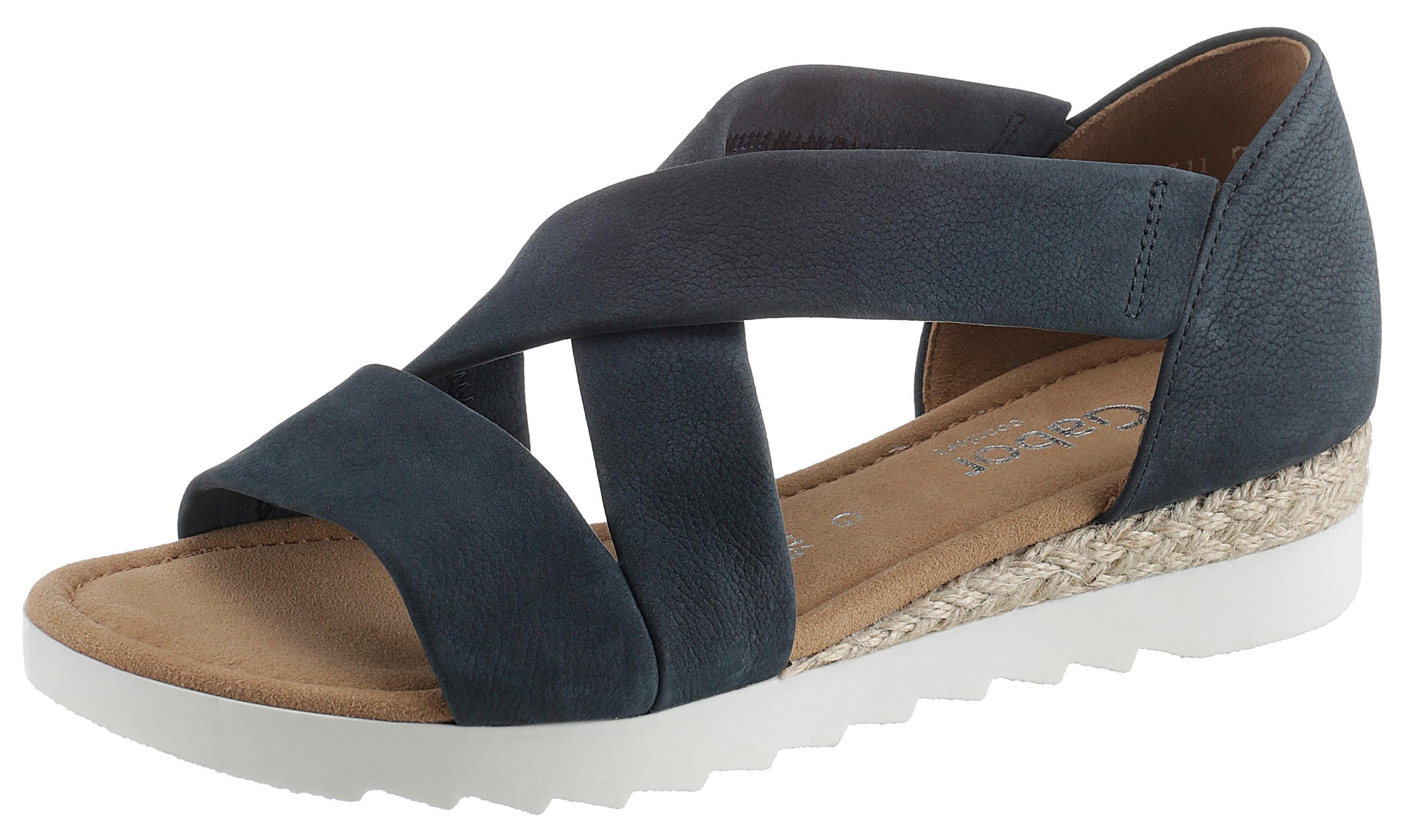 Gabor sandalen - gratis ruilen op otto.nl