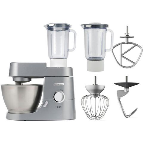 Kenwood keukenmachine KVC3110S Chef zilver