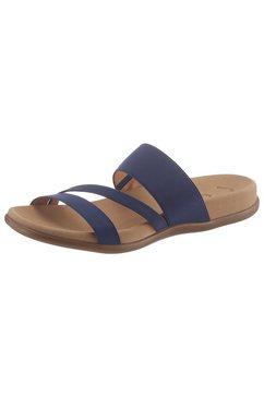 gabor slippers blauw