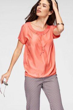 toni blouseshirt oranje