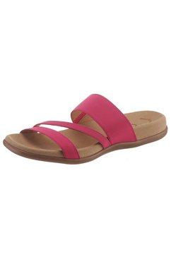 gabor slippers roze