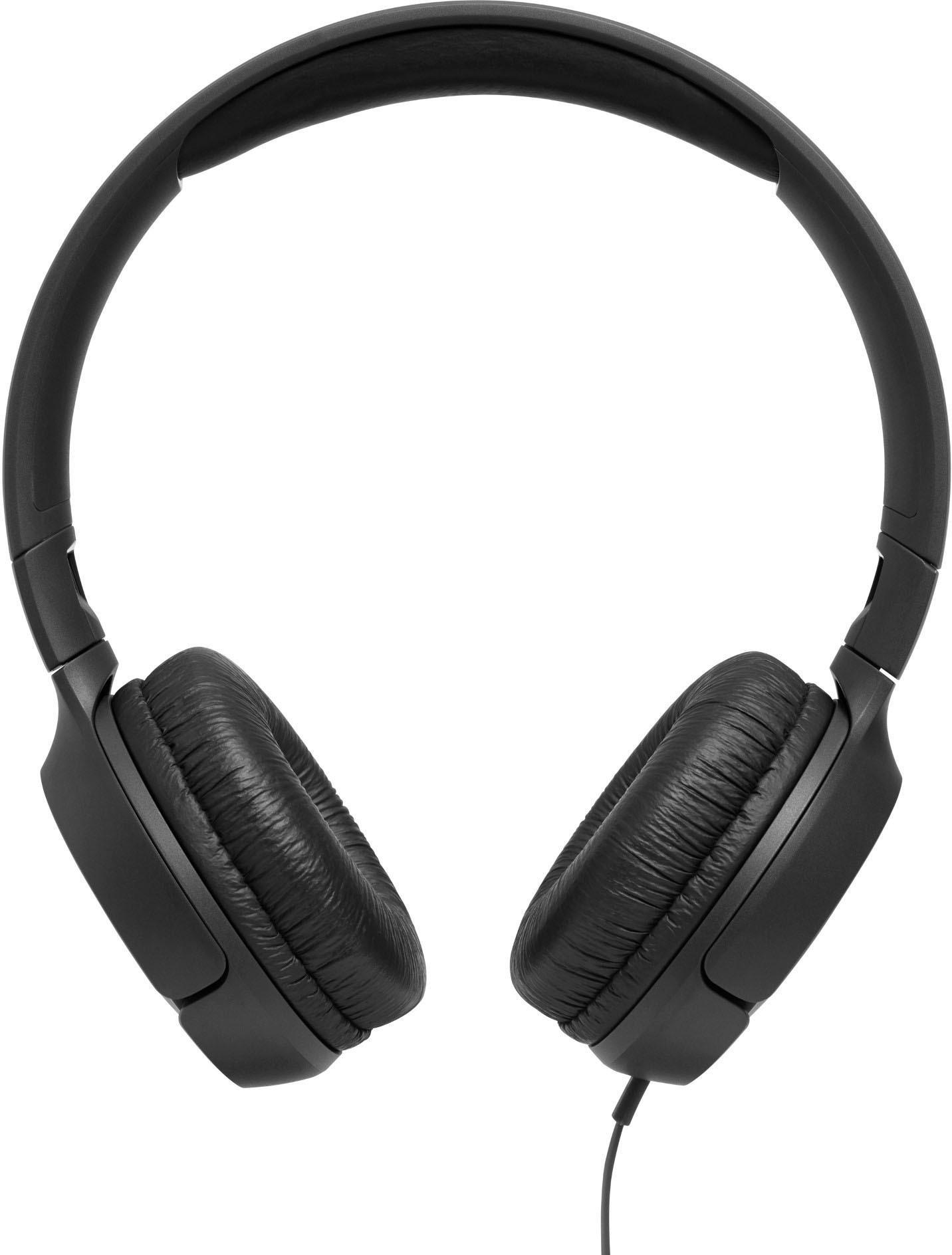 JBL »Tune 500« on-ear-hoofdtelefoon (bedraad, spraakbesturing, geïntegreerde microfoon) goedkoop op otto.nl kopen
