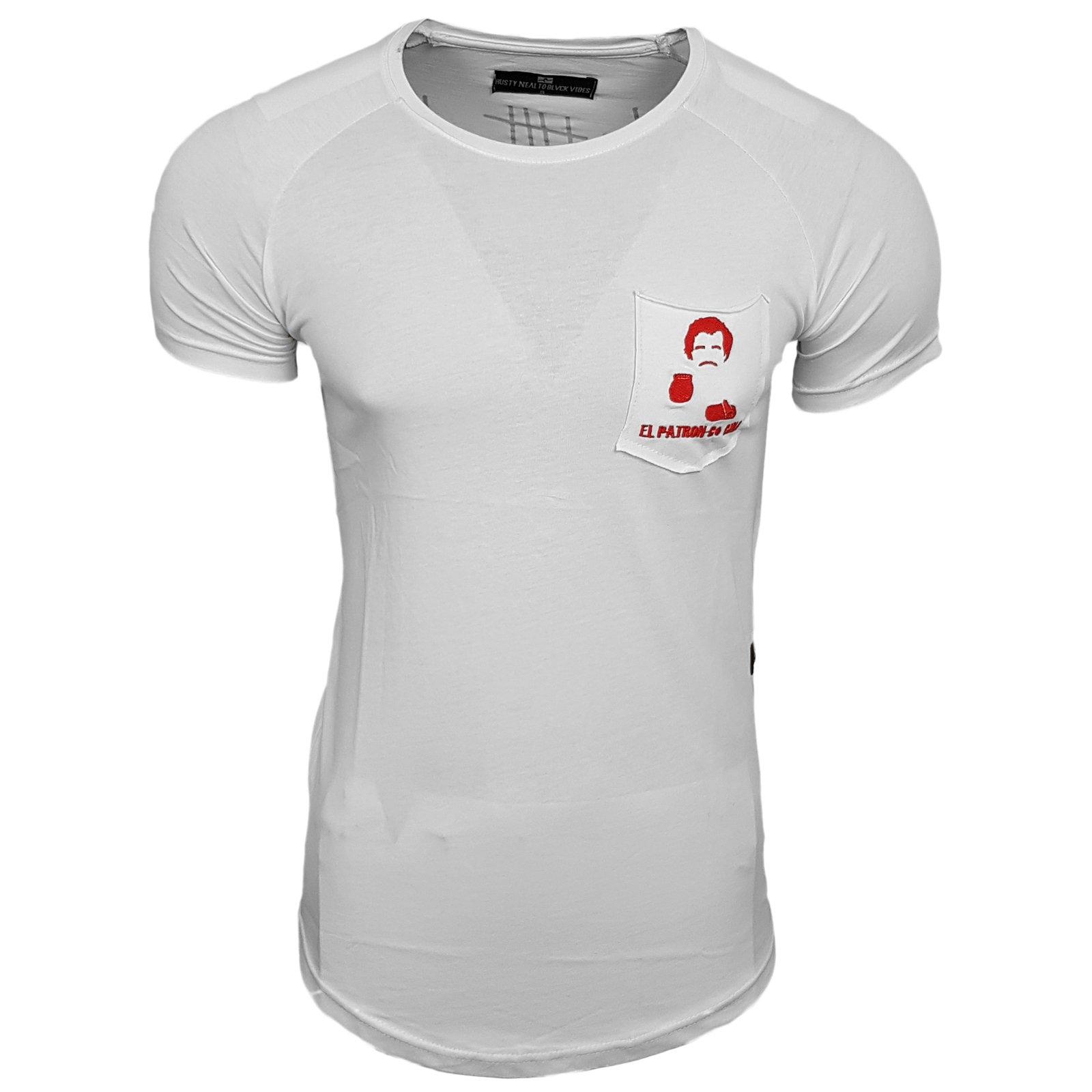 shirt Vind Neal Bij T Je Rusty rCeWoxdB