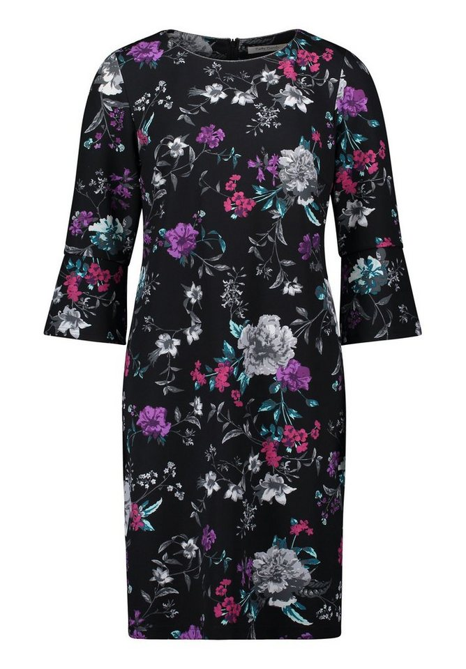 Betty Barclay Gebloemde jurk multicolor