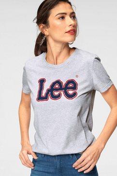 lee t-shirt grijs
