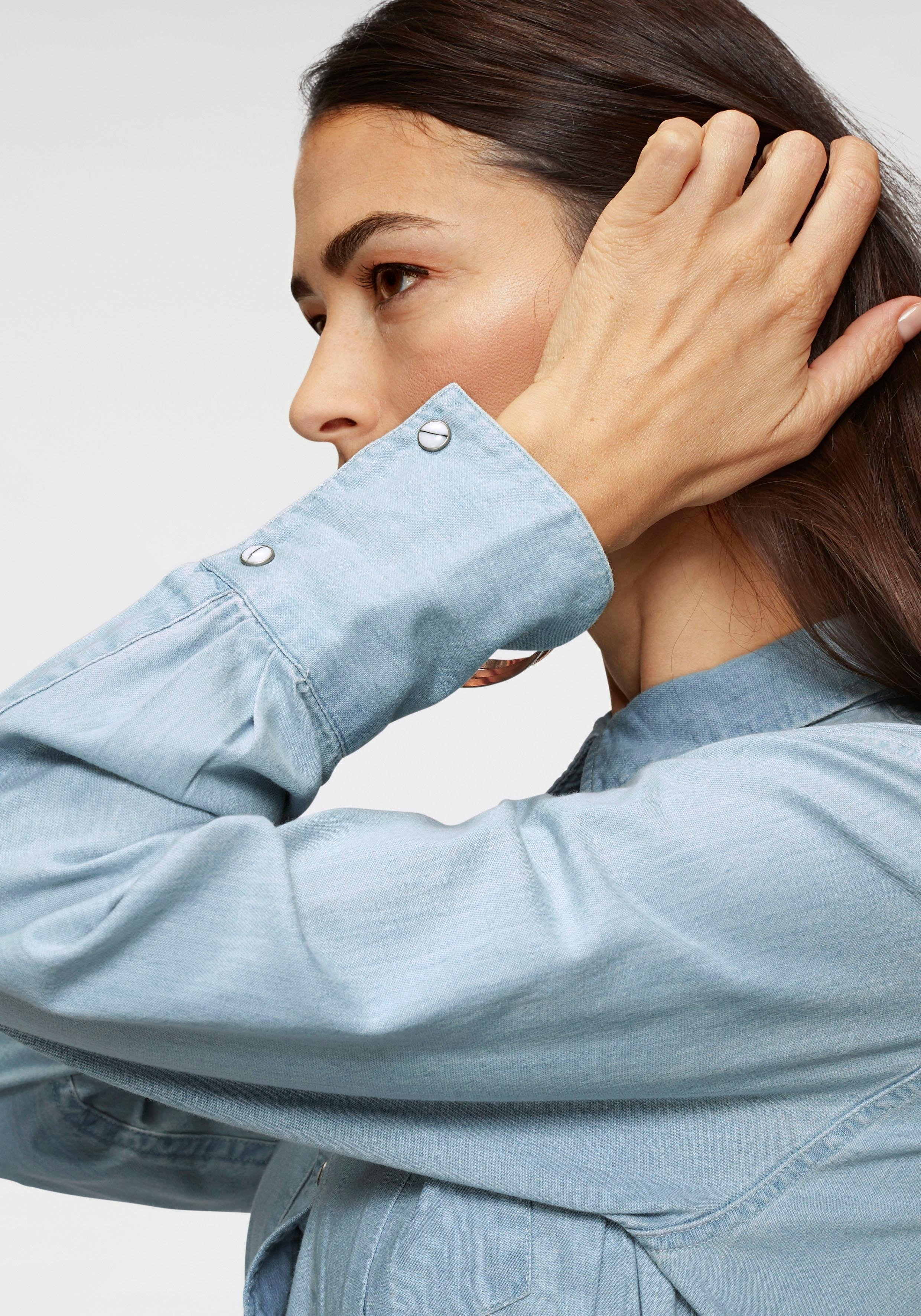 Lee® Jeansjurk Shop Online In De 3T1FKJcl