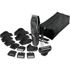 wahl multifunctionele trimmer 09899-016 aqua groom douchebestendige bodygroomer zwart