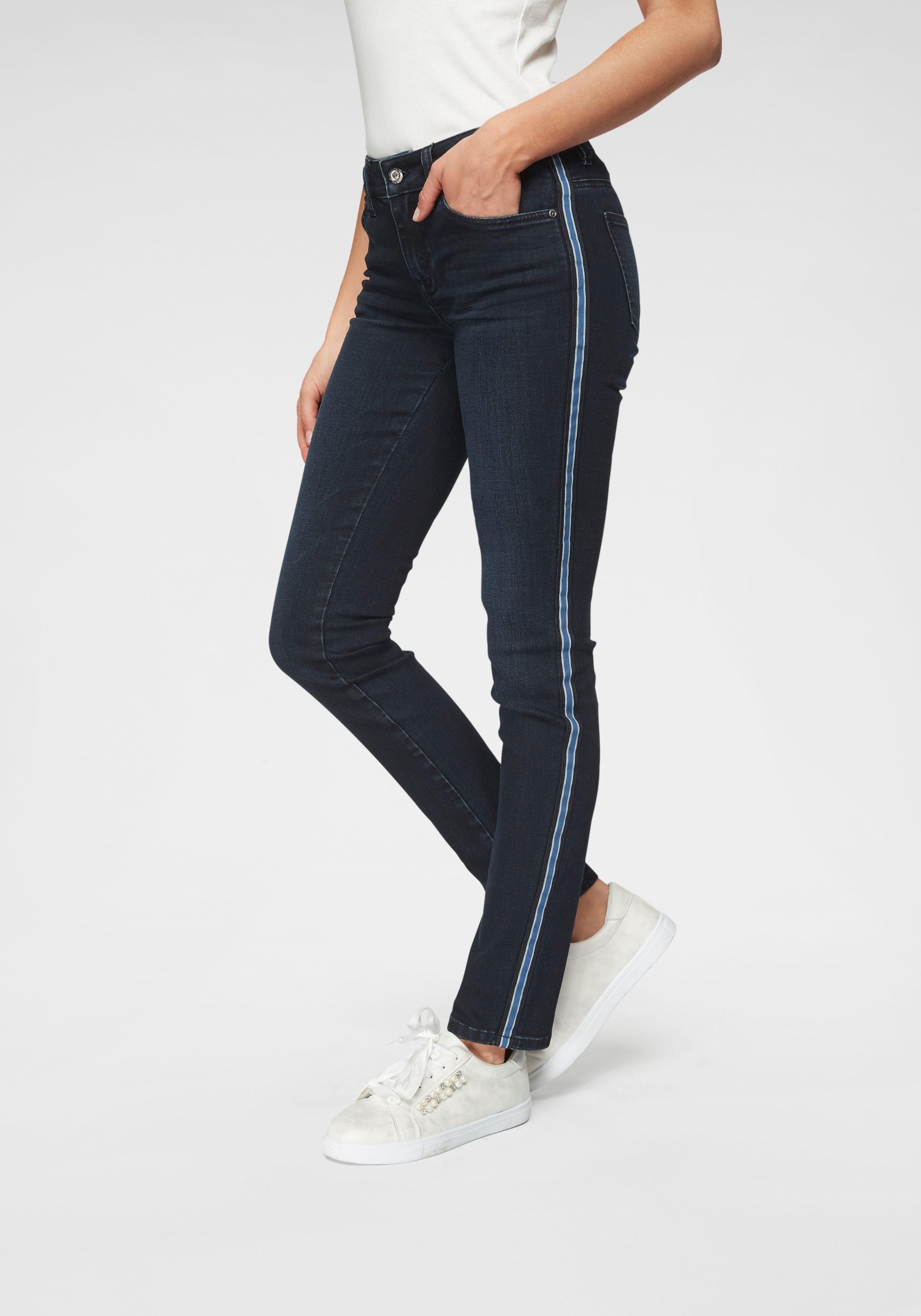 tom tailor skinny jeans online shop otto. Black Bedroom Furniture Sets. Home Design Ideas
