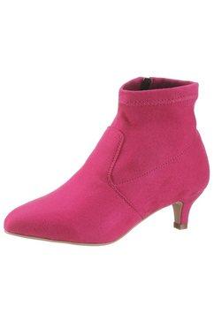 city walk enkellaarsjes roze