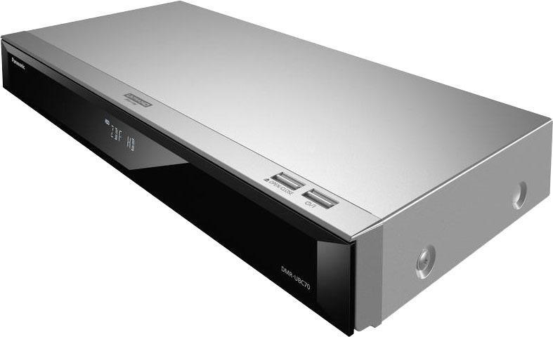 Panasonic »DMR-UBC70« blu-rayrecorder (4k Ultra HD, WLAN LAN (Ethernet), 4K Upscaling nu online kopen bij OTTO