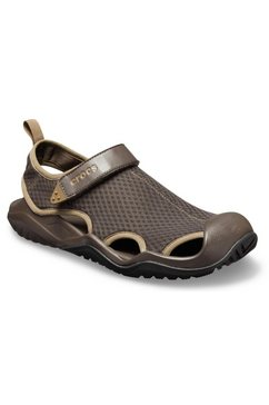 crocs sandalen »swiftwater mesh wave m« bruin