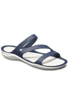 crocs slippers »swiftwater sandal« blauw