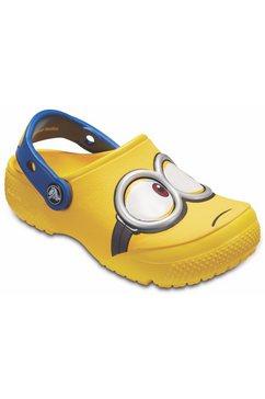 crocs clogs »crocsfunlab minions clog« geel