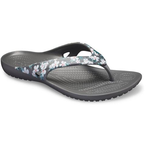 Crocs teenslippers Kadee II Seasonal Flip W