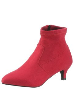 city walk enkellaarsjes rood