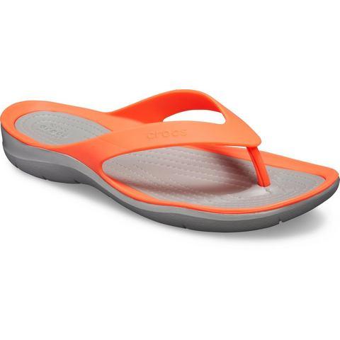 Crocs teenslippers Swiftware Flip W