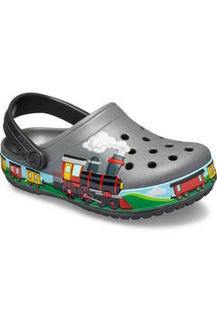 crocs clogs »crocs fl train band clog k« grijs