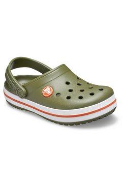 crocs clogs »crocband clog« groen