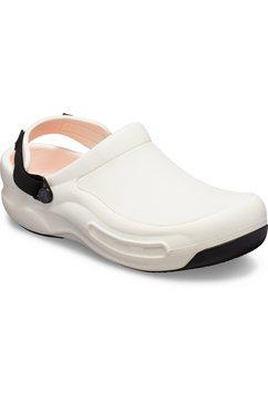 crocs werkschoenen »bistro pro literide™ clog« wit