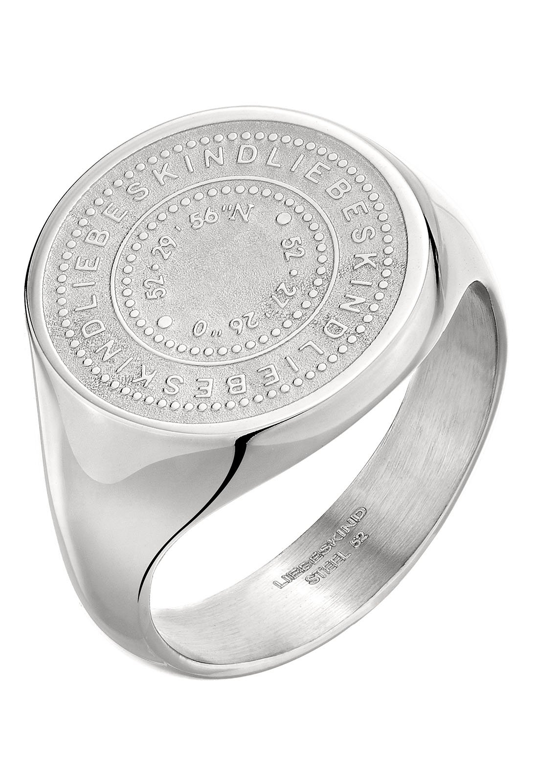 Liebeskind Berlin ring , LJ-0713-R-52,54,56, LJ-0714-R-52,54,56 goedkoop op otto.nl kopen