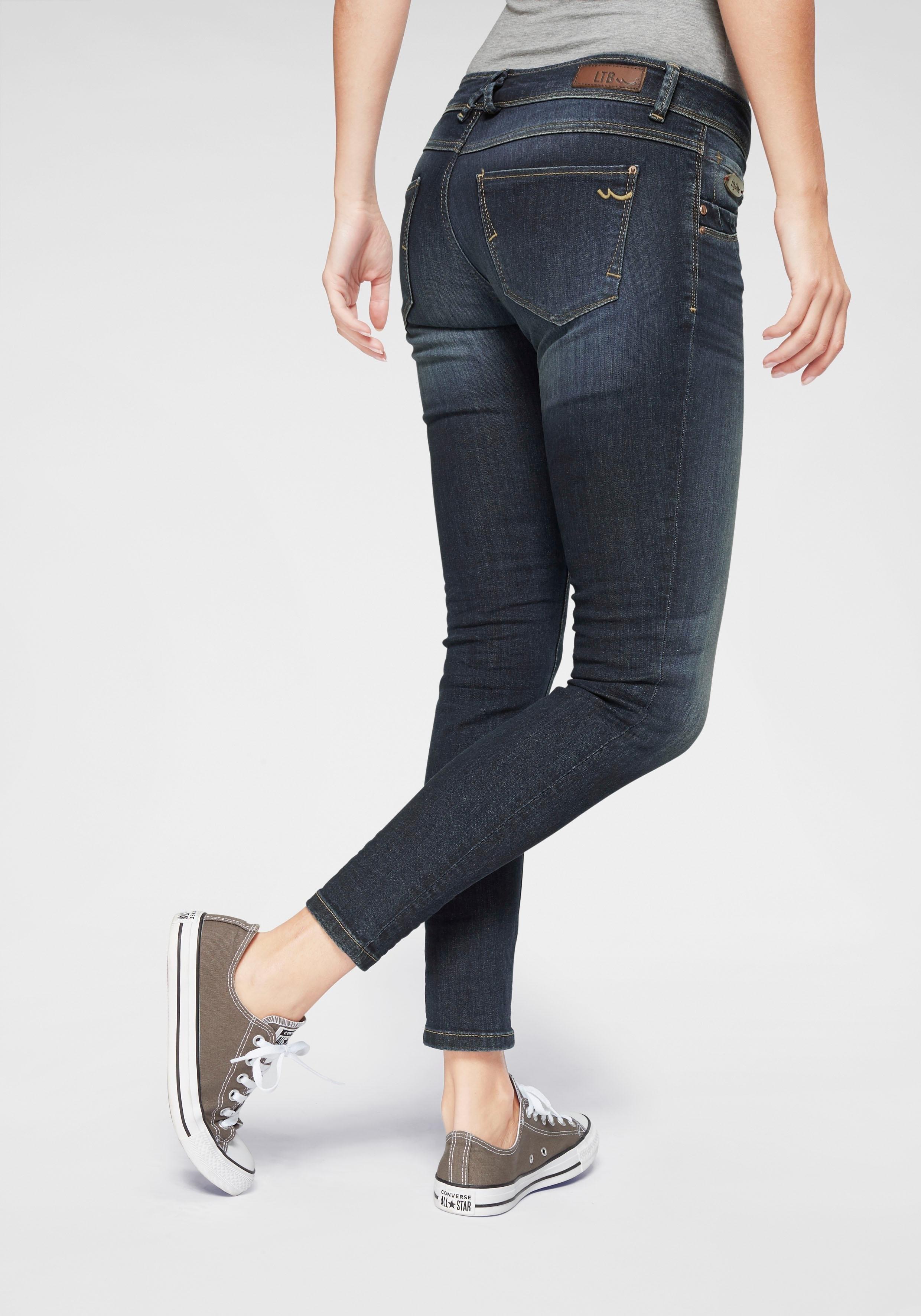 LTB skinny fit jeans »SENTA« online kopen op otto.nl