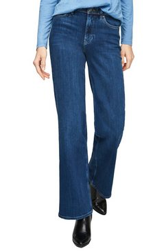 s.oliver bootcut jeans blauw