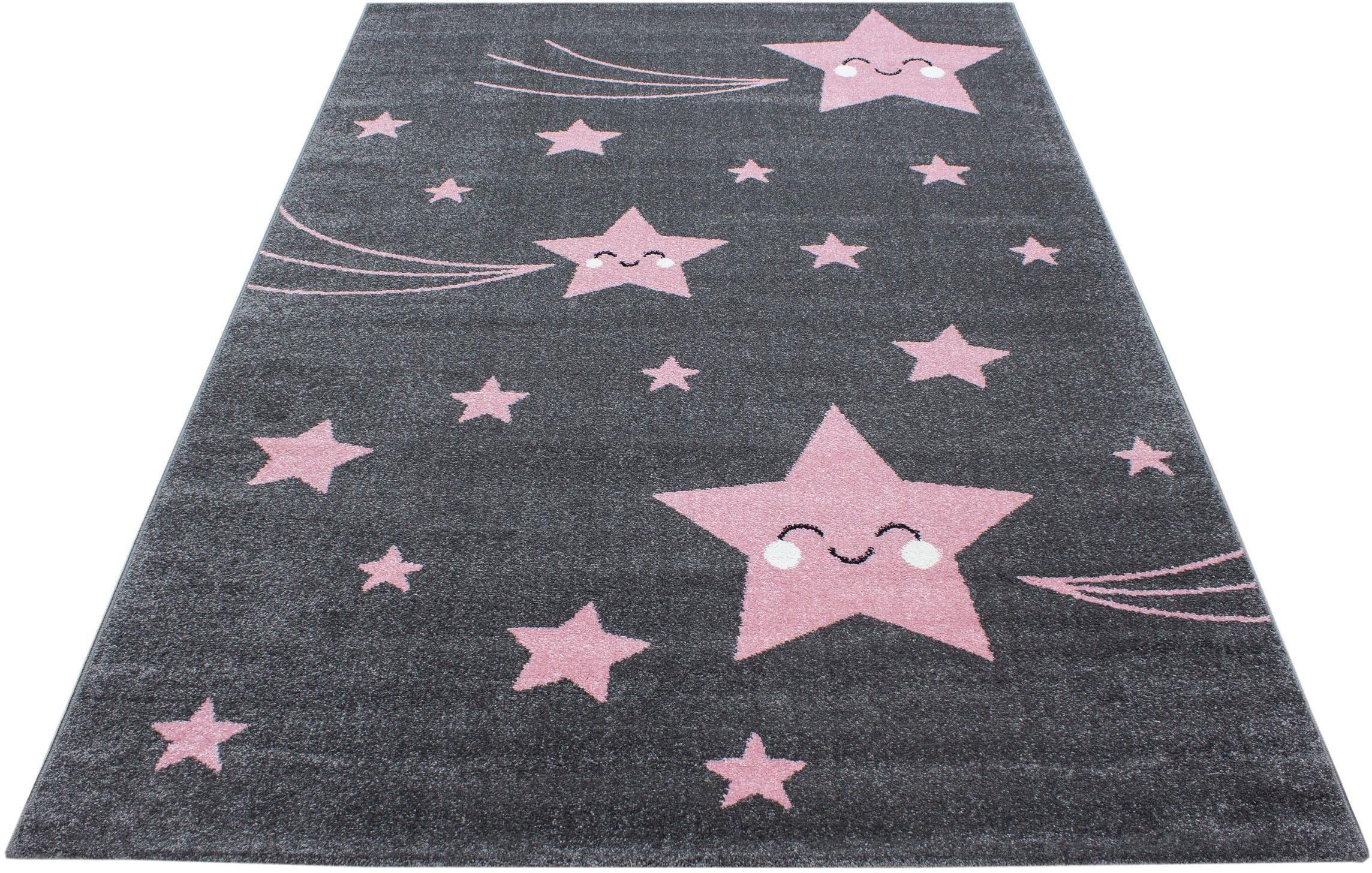 Vloerkleed Kinderkamer Roze : Vloerkleed voor de kinderkamer kids « ayyildiz teppiche