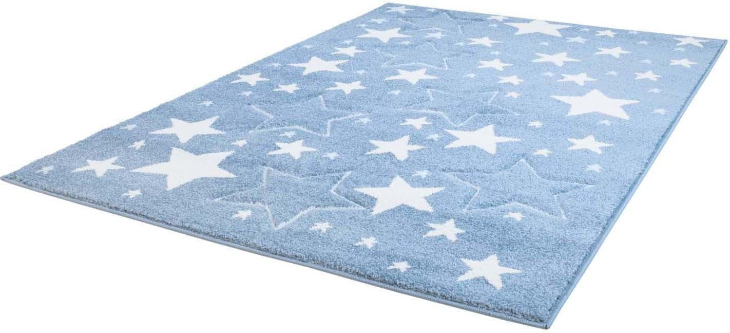 Carpet City Vloerkleed voor de kinderkamer »Bueno Kids 1325« Carpet City, rechthoekig, 13 mm hoog, mach. geweven nu online kopen bij OTTO