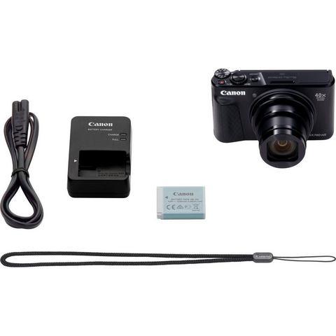Canon Powershot SX740 HS compact camera Zwart