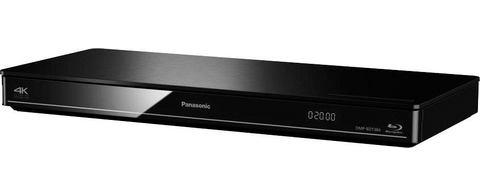 PANASONIC DMP-BDT38 3D-blu-ray-speler, 3D-ready