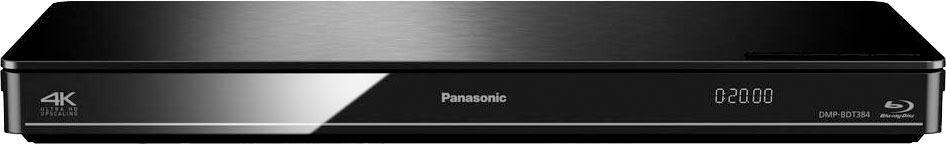 Panasonic »DMP-BDT384/385« blu-rayspeler (4k Ultra HD, LAN (Ethernet) WLAN, 4K Upscaling) voordelig en veilig online kopen