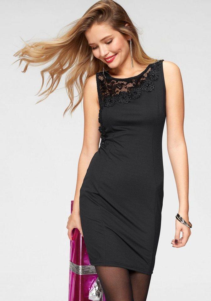 Melrose party-jurk zwart