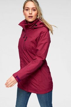 maier sports functionele parka »dura« rood