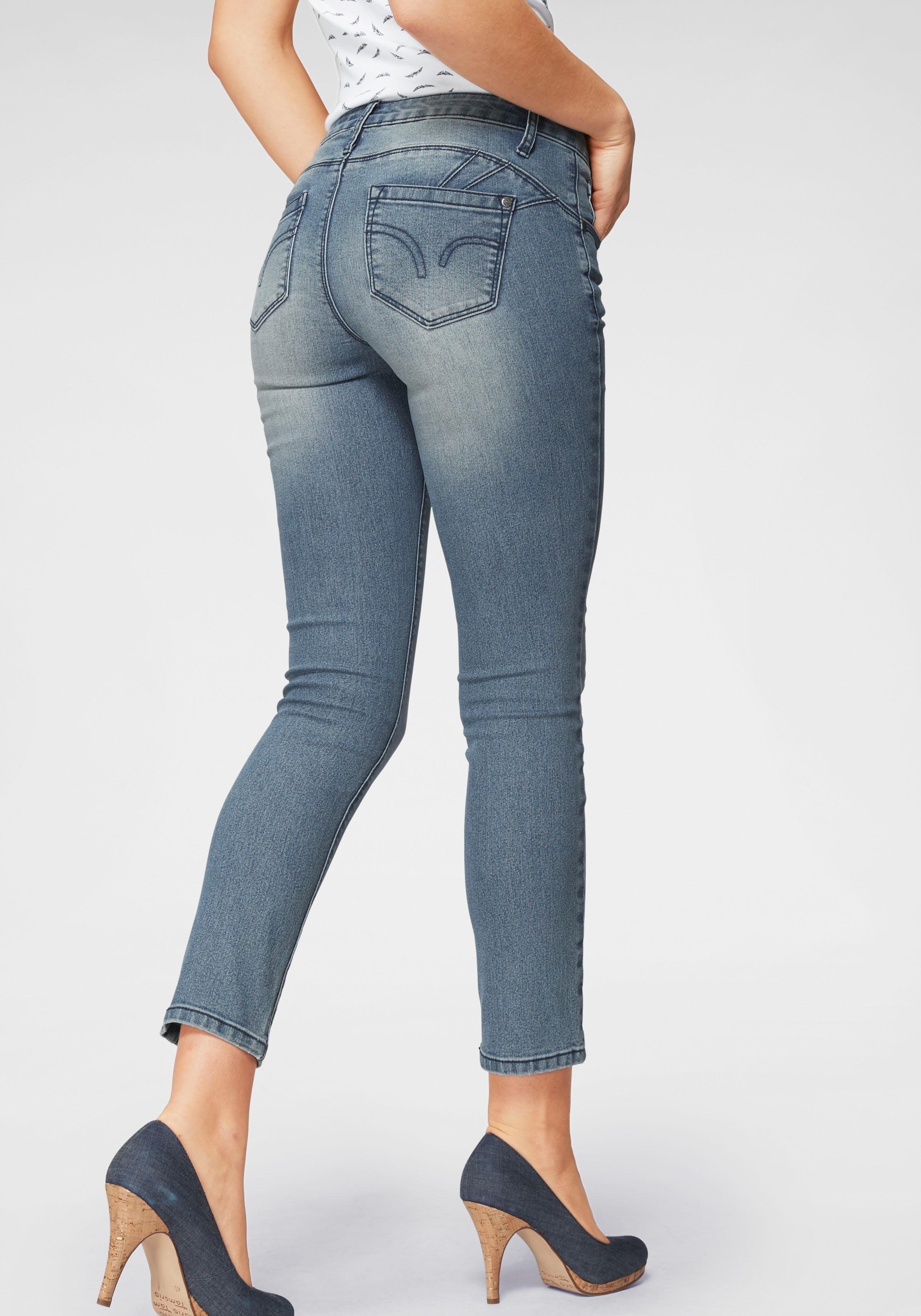 ARIZONA 7/8 jeans »Shaping« online kopen op otto.nl