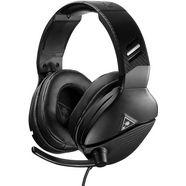 turtle beach »atlas one pc« gaming-headset (inklapbare microfoon) zwart