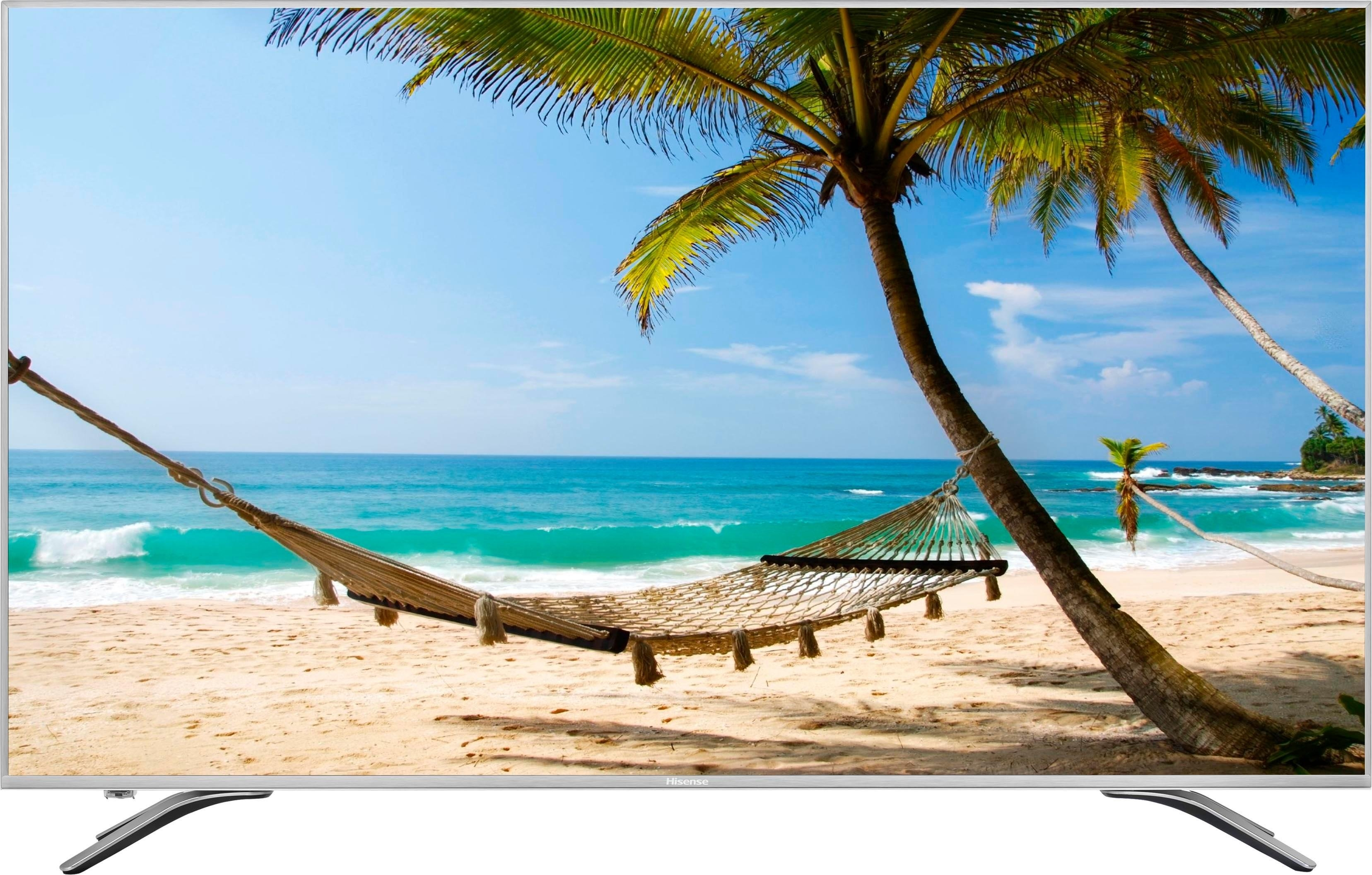 Hisense H55A6500 led-tv (138 cm / (55 inch), 4K Ultra HD, Smart-TV nu online kopen bij OTTO