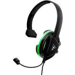 turtle beach »recon xbox one« gaming-headset (geïntegreerde microfoon) groen
