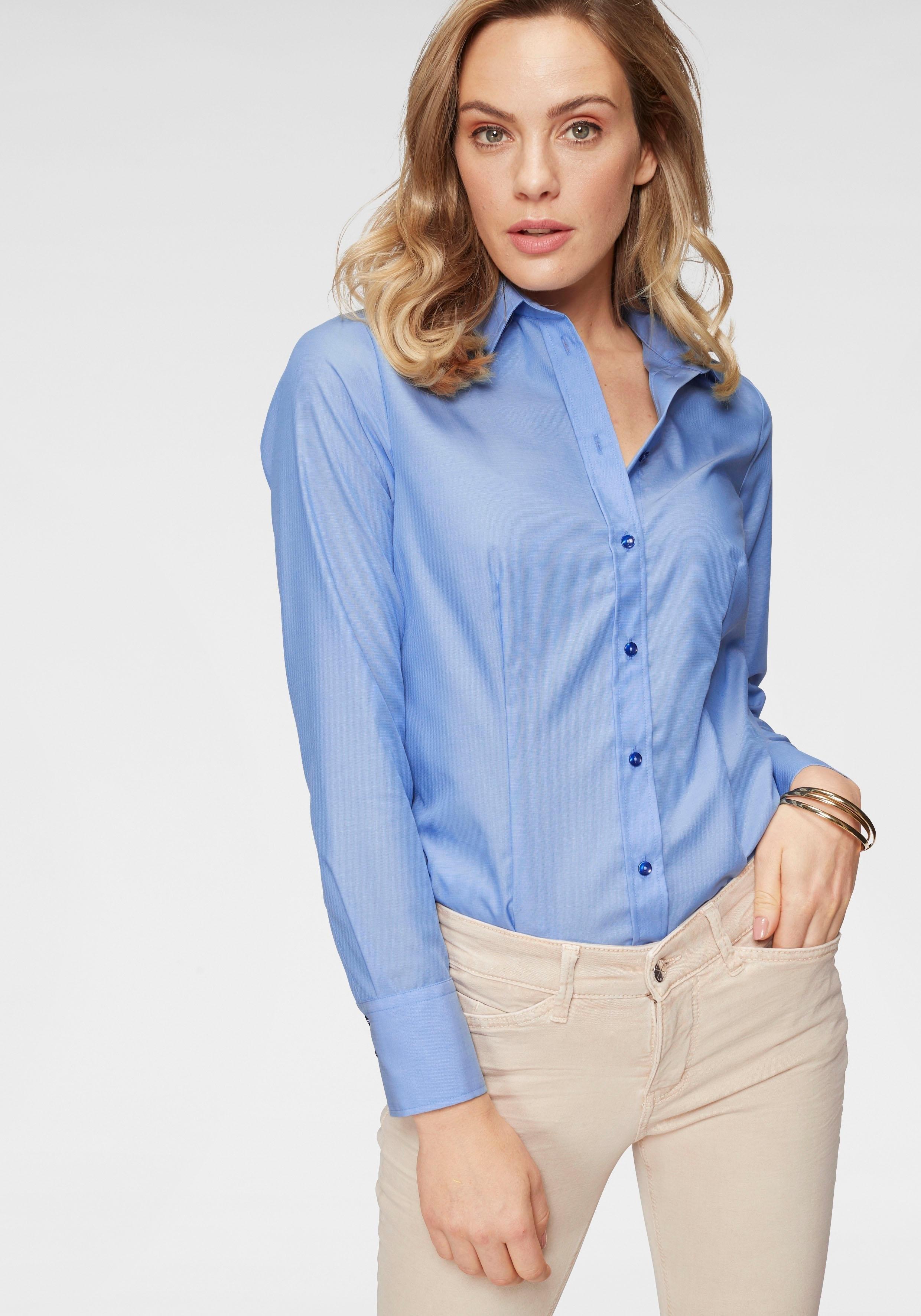Seidensticker klassieke blouse online kopen op otto.nl
