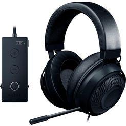 razer »kraken tournament edition« gaming-headset (bedraad) zwart