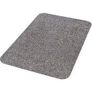 mat, »samson«, andiamo, rechthoekig, hoogte 5 mm, machinaal getuft grijs