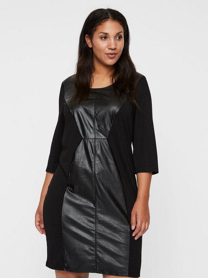Junarose Aansluitende jurk zwart