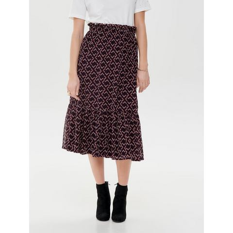 NU 15% KORTING: Only Maxi Rok
